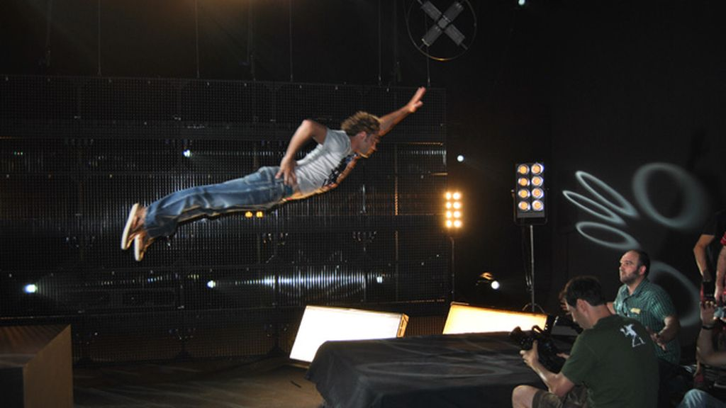 Los saltos de los coaches, foto a foto