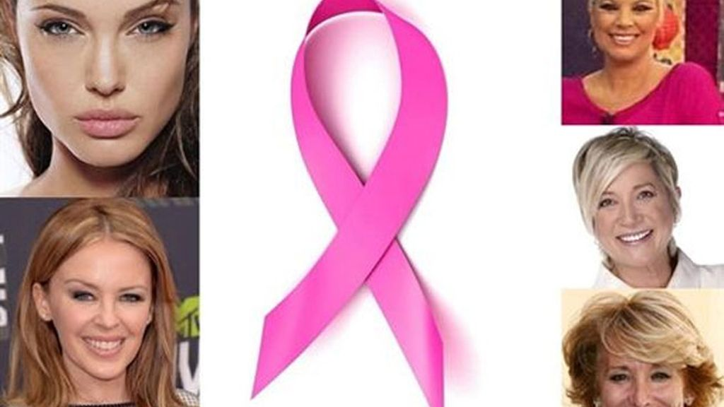 Famosas que lucharon contra el cáncer de mama