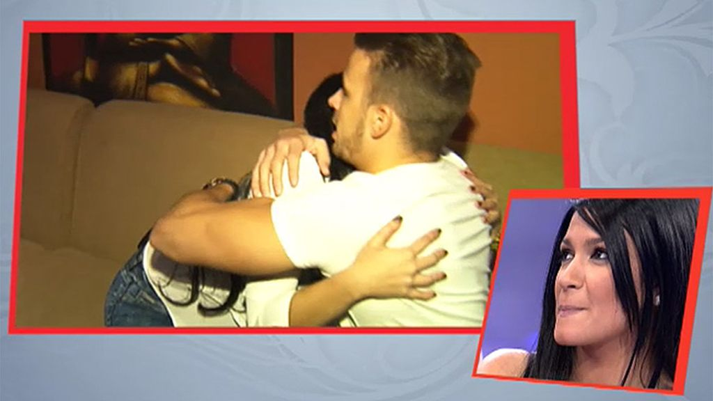 """Cristian: """"Marta ha entrado en el momento perfecto"""""""