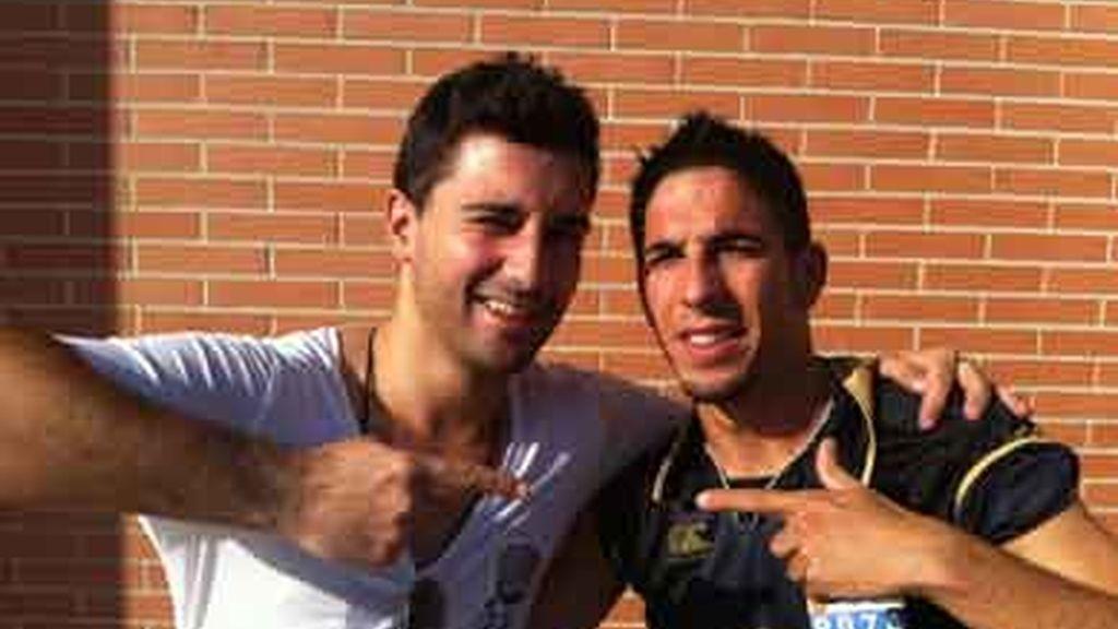 David y Marcos