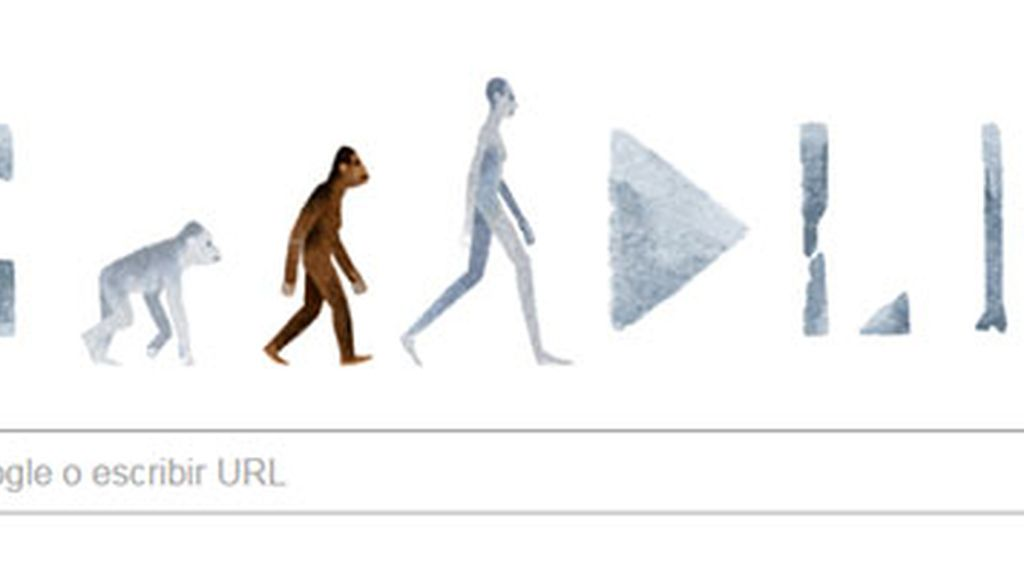 Google dedica su doodle a Lucy