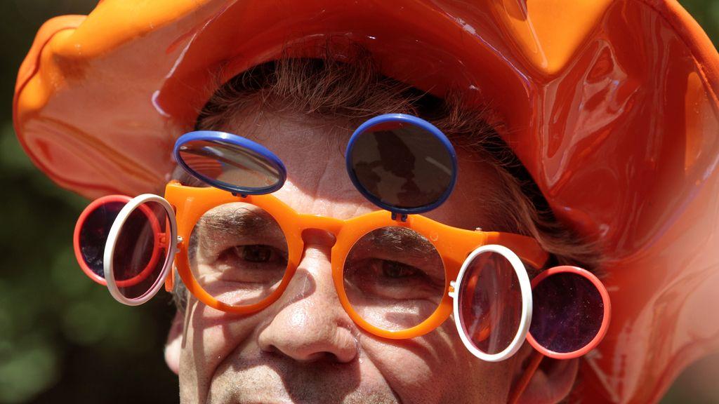 "Más ""naranjas"" que ""bacalaos"" en Kharkiv"