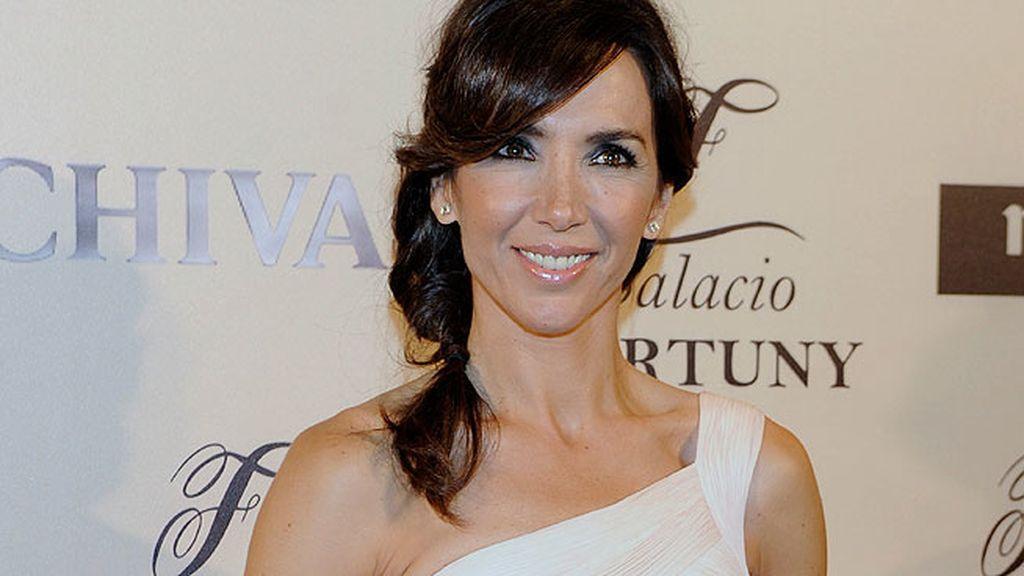 La presentadora y modelo Paloma Lago