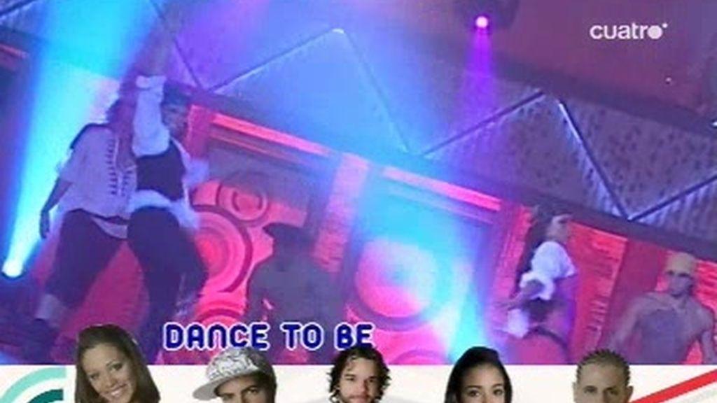 Dance to be con opciones de viajar a Santander