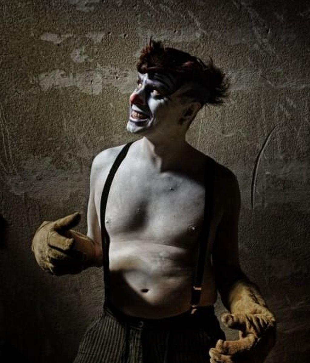 El proyecto del fotógrafo italiano Eolo Perfido