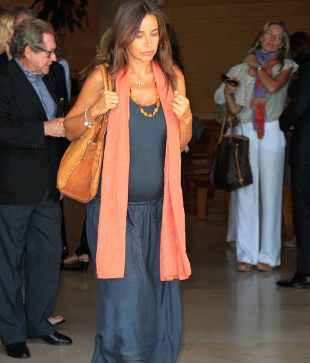 Carmen Alcayde también arropó a la presentadora