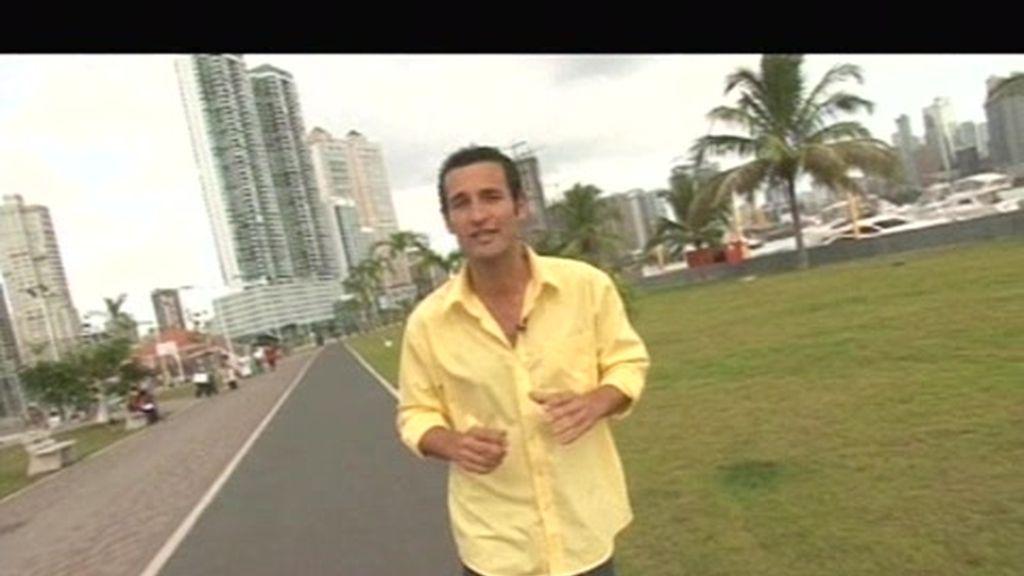 AVANCE. Callejeros Viajeros: Panamá