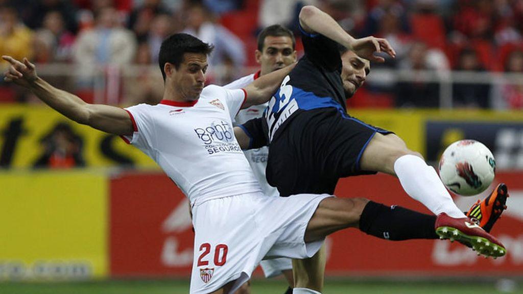 Sevilla 5 - 2 Rayo Vallecano