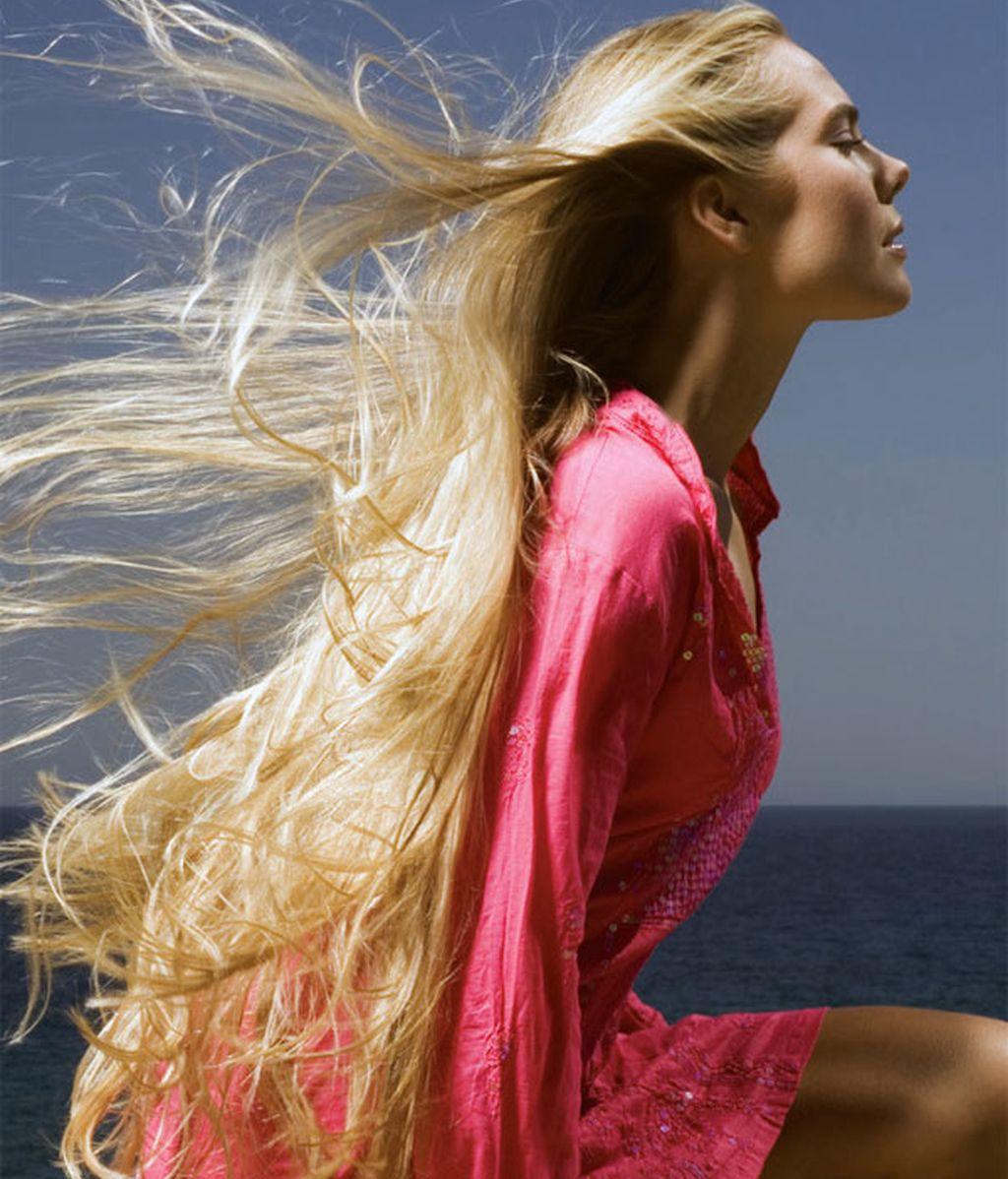 Recupera el pelo en verano