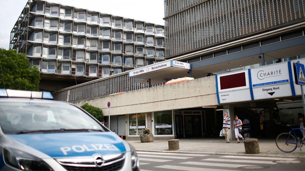 Un paciente mata a tiros a su médico en Berlín y después se suicida