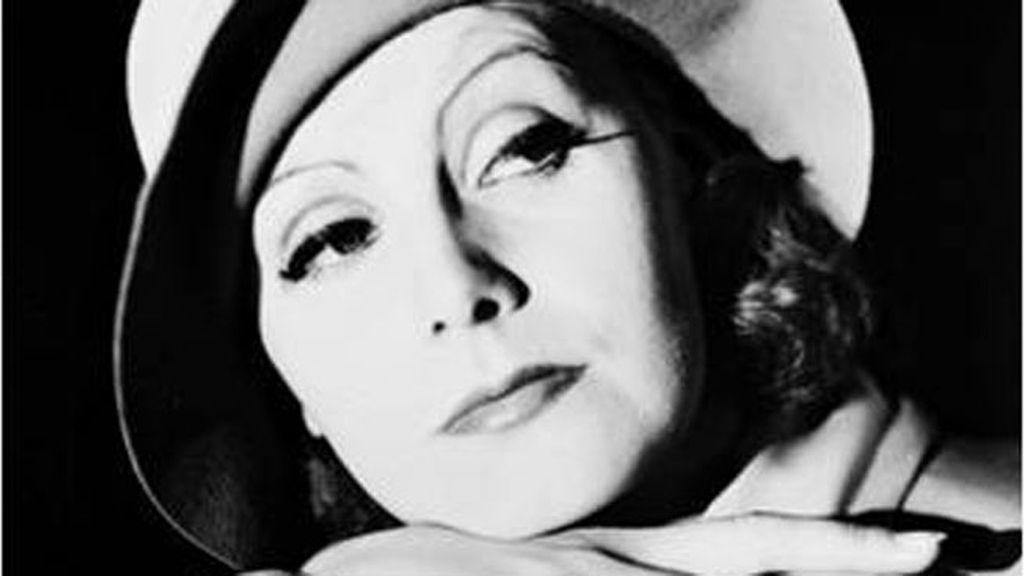 Greta Garbo, de las primeras zurdas del celuloide