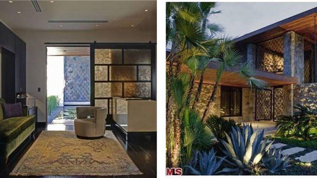Jennifer Aniston pone en venta su mansión de Beverly Hills