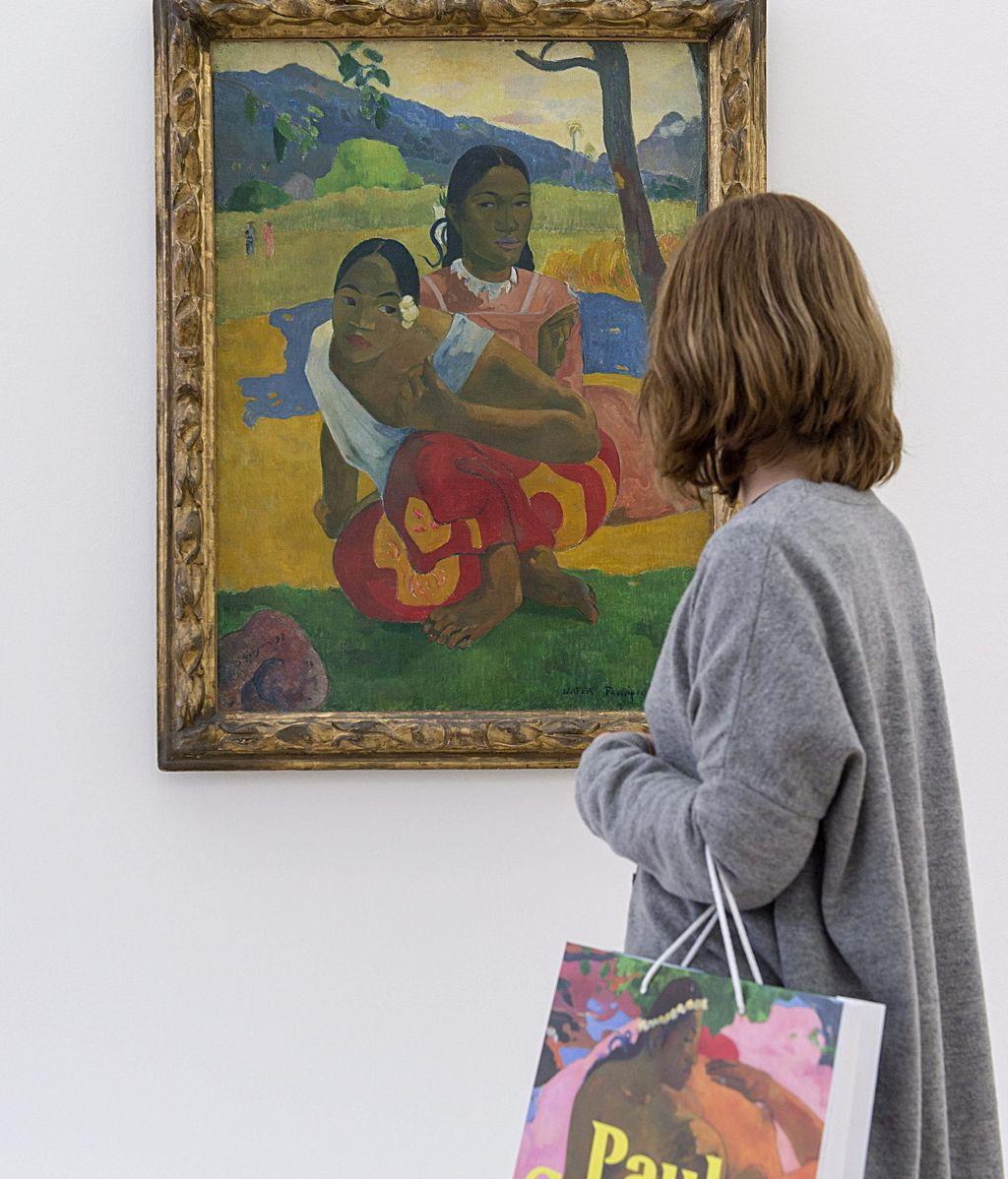 Un cuadro de Gauguin se convierte en la obra de arte más cara jamás subastada