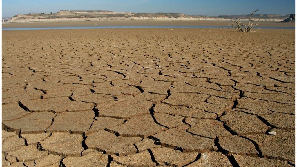 sequía,reservas de agua