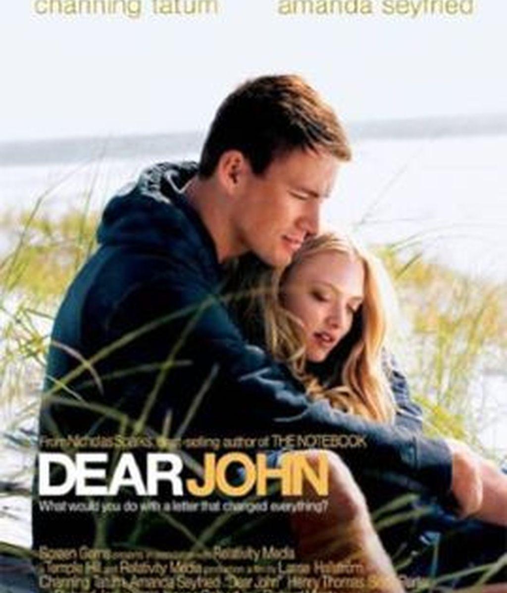 Dear John fue uno de los filmes incluidos en el estudio y que más volumen de 'tweets' generó. La investigación pronostico que el drama romántico obtendría 30.7 millones de dólares en taquilla el primer fin de semana. La cifra real recaudada fue 30,46.