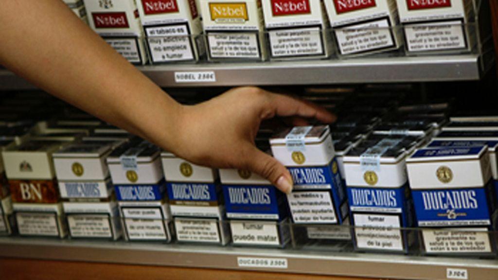 La hostelería y el ocio nocturno se manifiestan contra la ley antitabaco