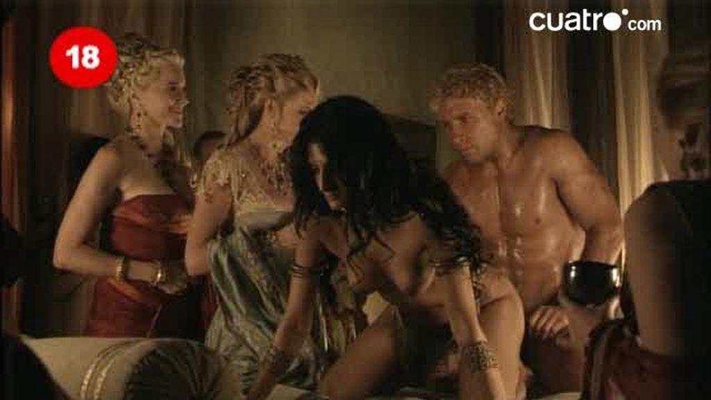 Gladiadores y esclavos sexuales