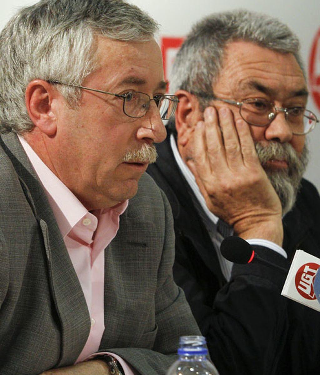 Trabajo presenta el borrador de la reforma de los convenios a los sindicatos.