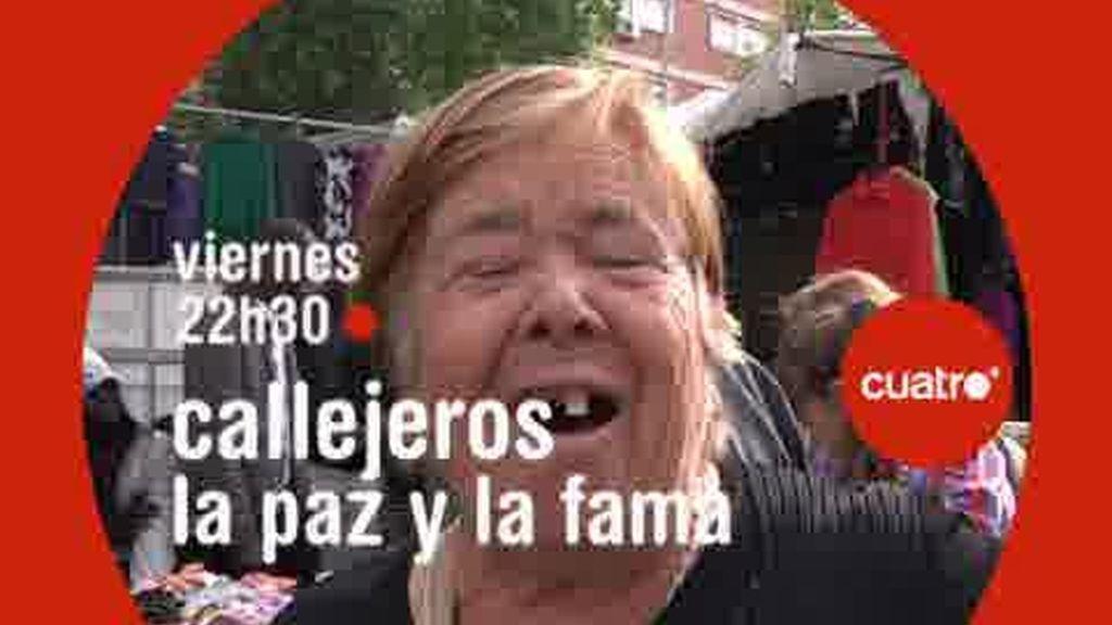 Promo Callejeros: La Paz y La Fama