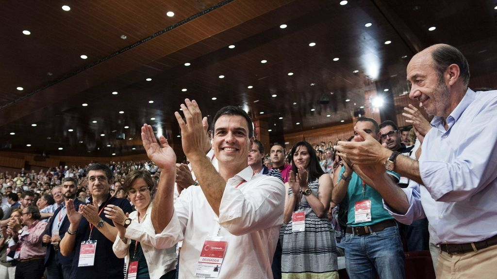 Nuevo secretario general del PSOE