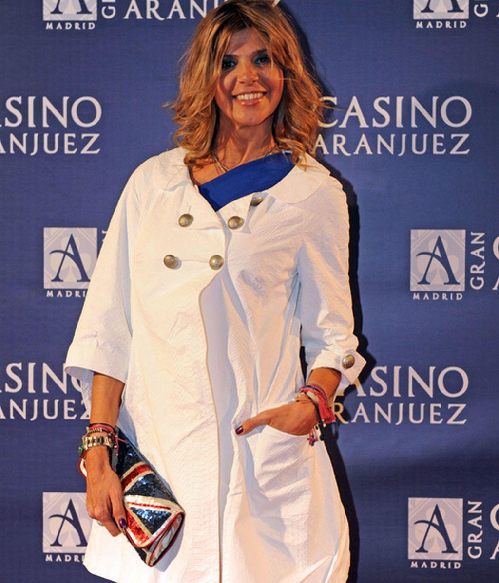 La Pantoja en Aranjuez