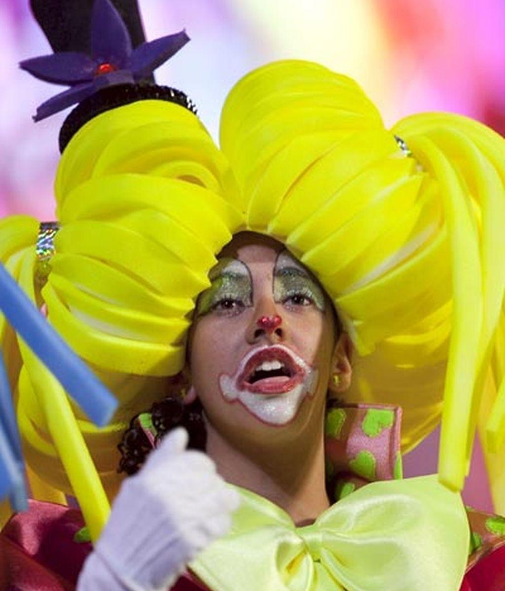 Tiempo de carnaval