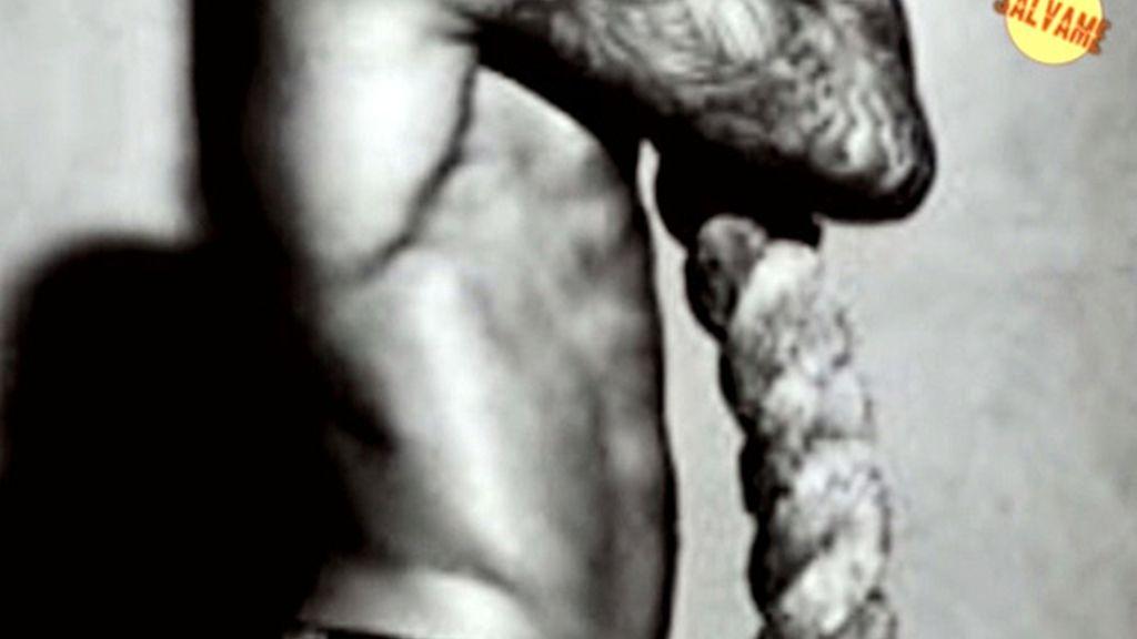 El cuerpo de Cristinao Ronaldo