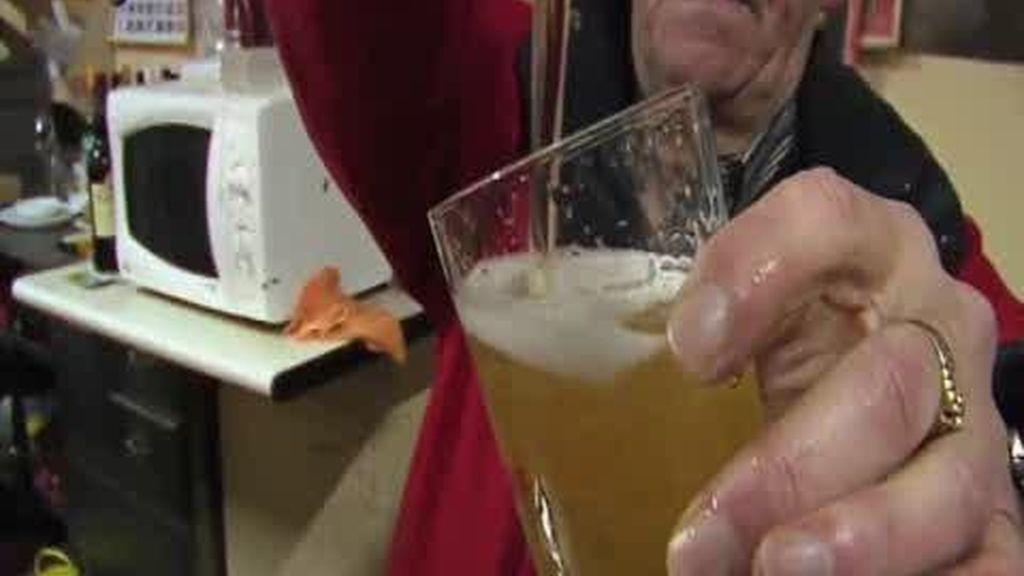La barriga cervecera es solo un mito