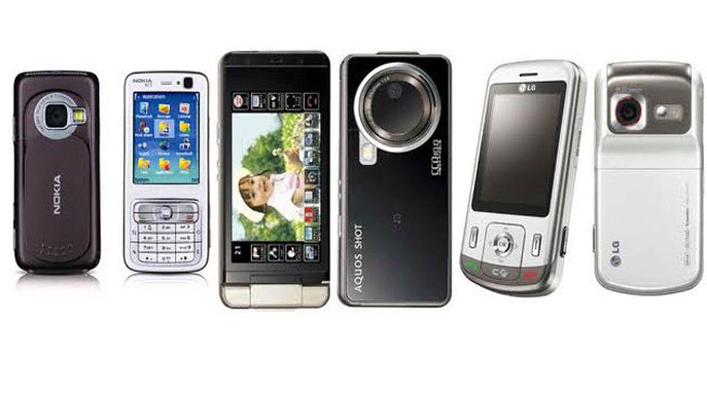 Móviles con cámara