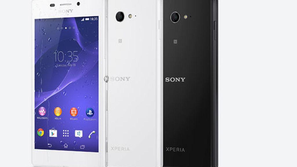 Sony Xperia M2 Aqua, Sony, smartphone