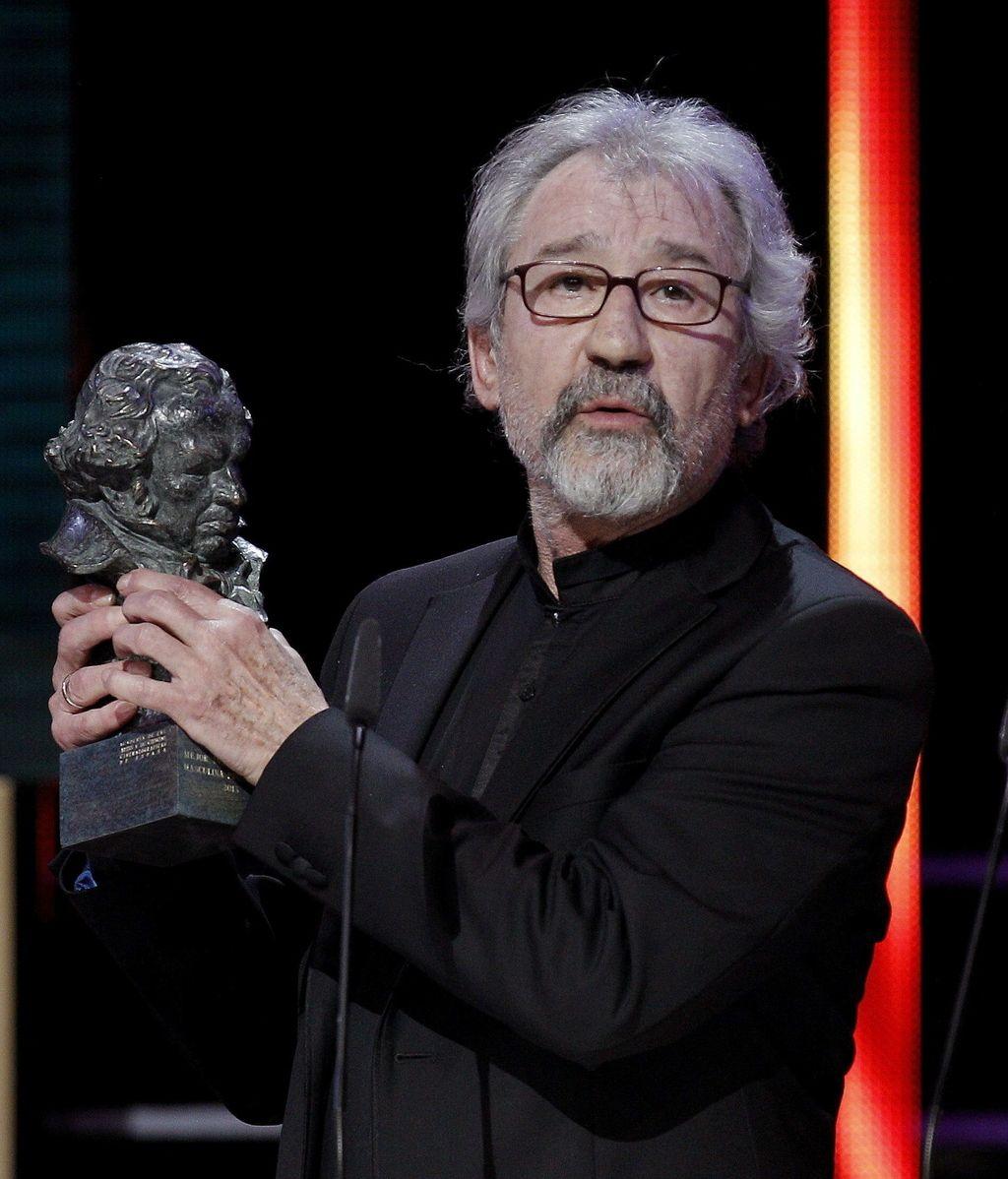 José Sacristán, Goya a la mejor interpretación masculina protagonista
