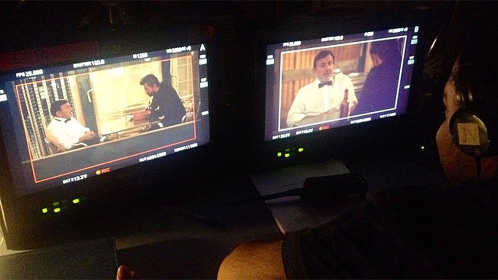 La primera escena de Santi Millán y Jesús Bonilla de la nueva temporada
