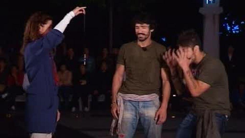 Fran y Merino ganadores de la segunda etapa