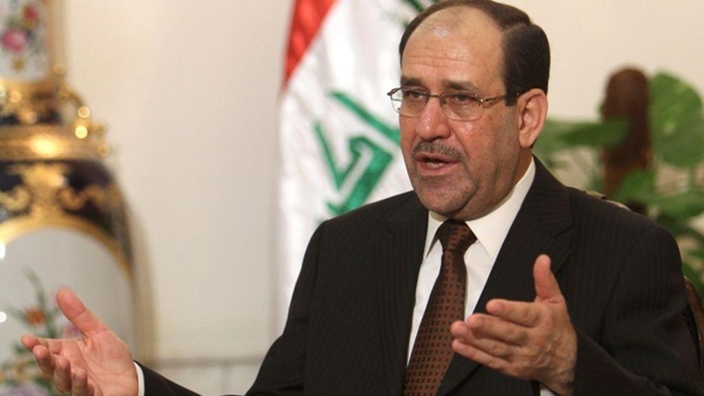 Maliki, presidente de Irak