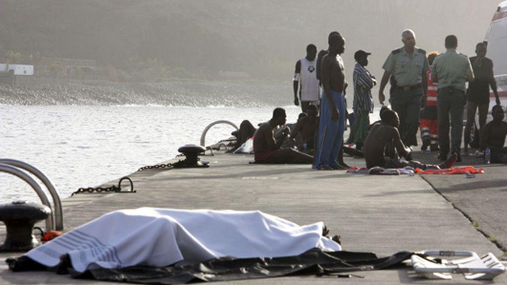Tragedia en La Gomera