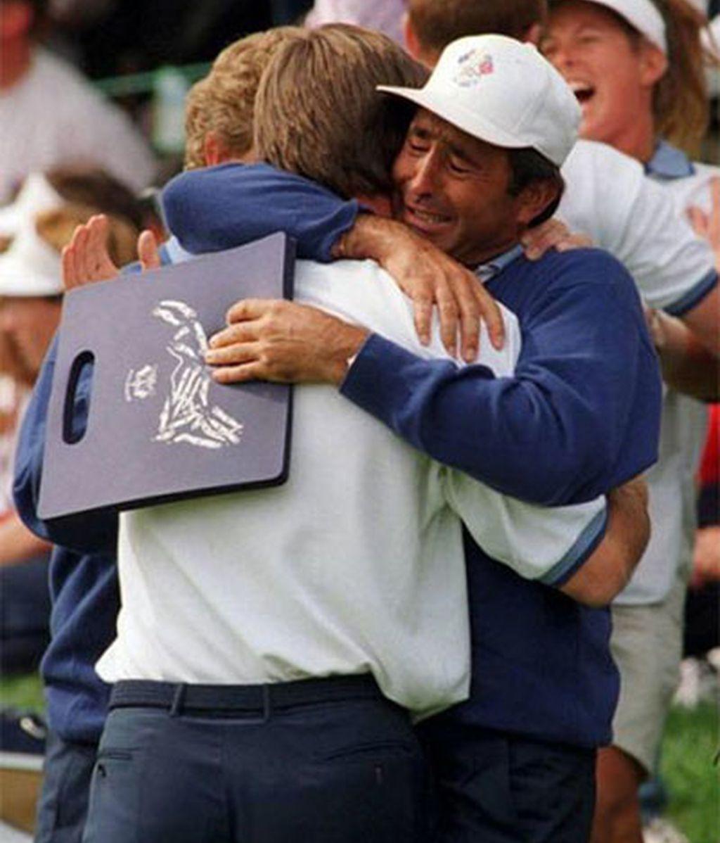1997: La Ryder más emotiva
