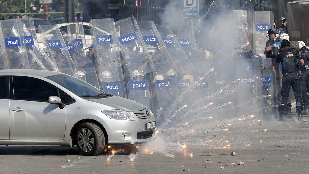 Al menos seis policías se han quitado la vida desde el inicio de las protestas en Turquía
