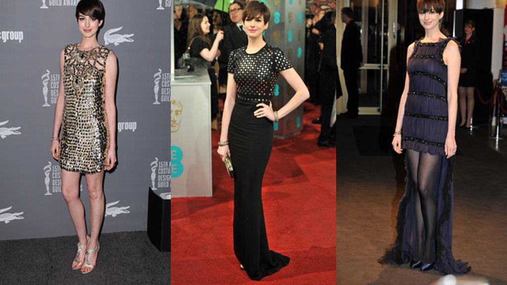 Anne Hathaway, nominada a Mejor actriz de reparto por 'Los Miserables'
