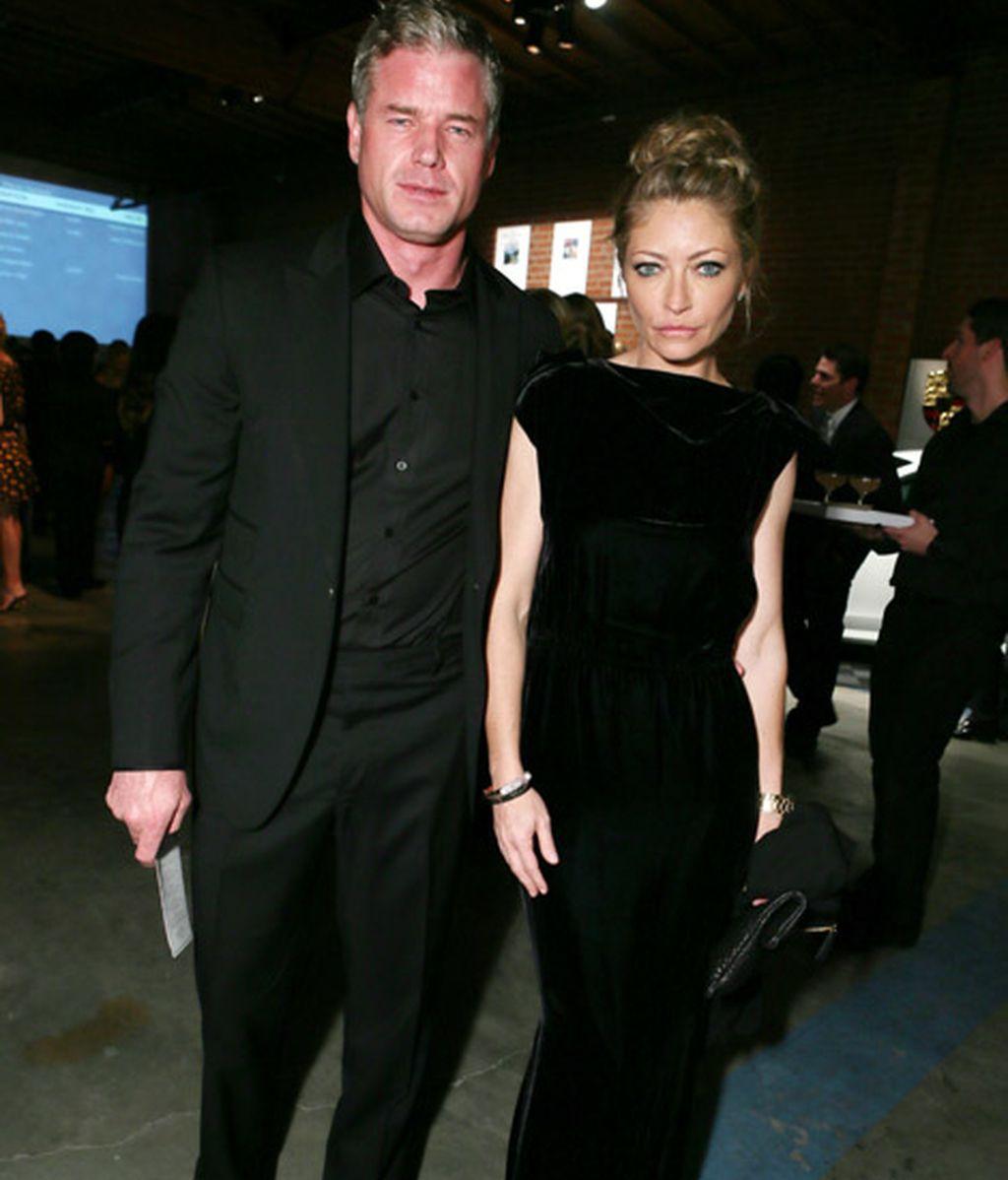 Eric Dane y Rebecca Gayheart