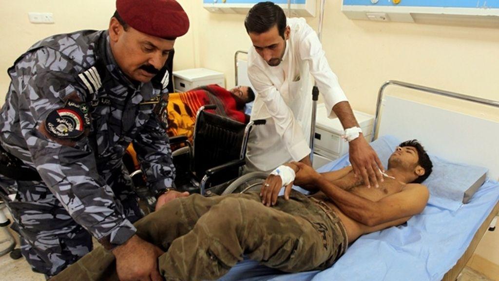Un herido tras una explosión en Bagdad