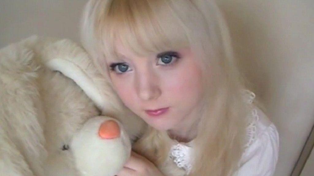 Venus Palermo, una niña muñeca que quiere serlo de por vida.