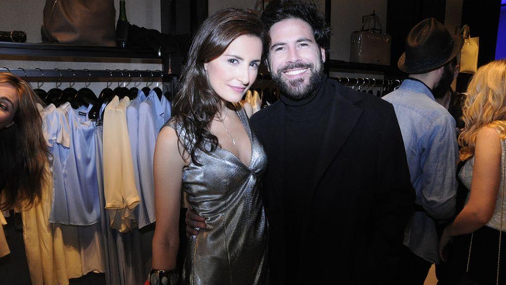 Mónica de Tomás y Miguel Carrizo