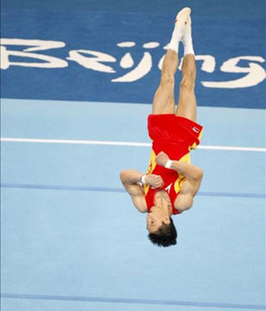 China no puede permitirse perder en gimnasia artística ante Japón y Rusia