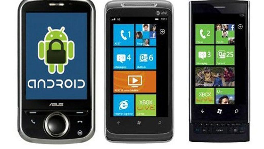 teléfonos dos sistemas operativos,smartphones,Dual OS,doble sistema operativo,Windows Phone,Android,Karbonn