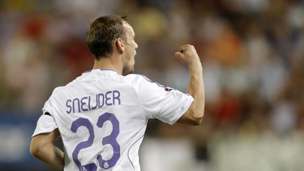 Sneijder: 27 millones