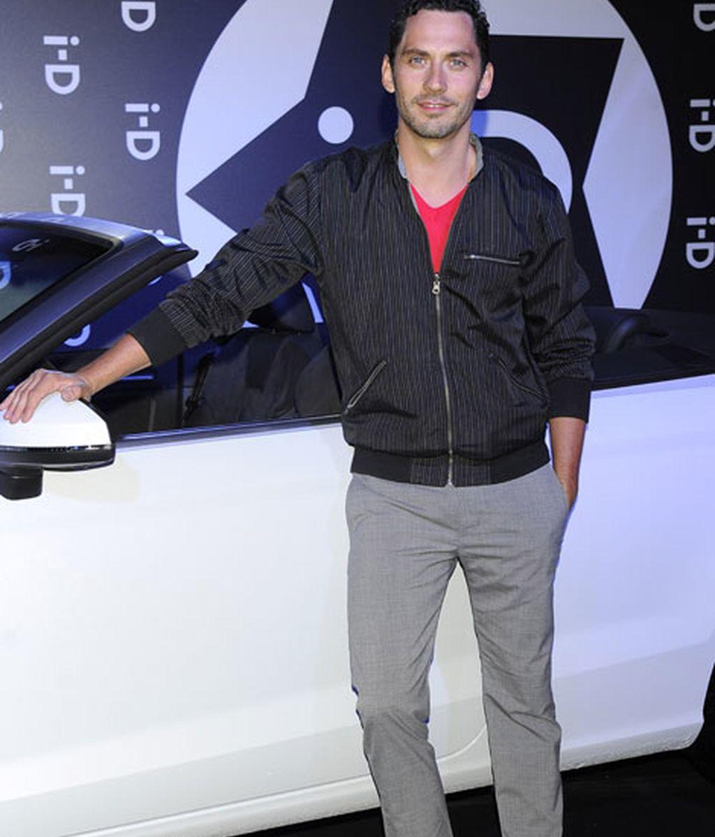 Paco León en la presentación de 'I-D'