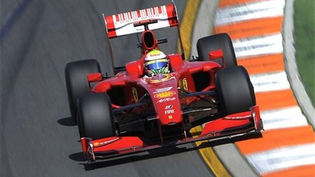 Ferrari, la mejor de las 'grandes'