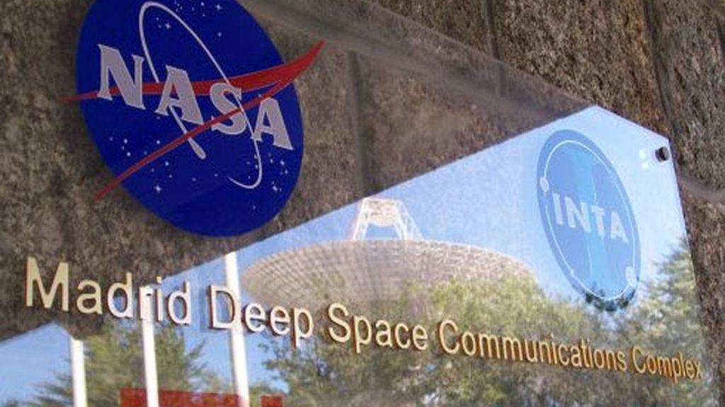 Estaación de la NASA en Robledo de Chavela