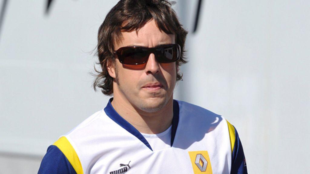 Alonso ha sumado 500 puntos en Fancia