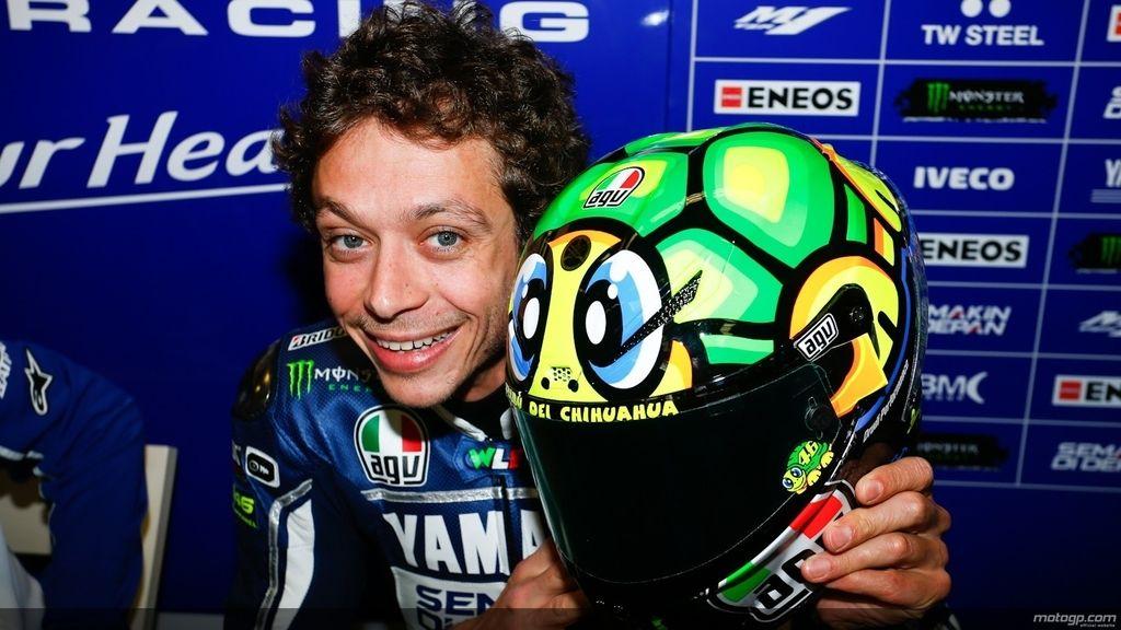 Valentino Rossi, una 'tortuga' que quiere dar caza a Pedrosa, Márquez y Lorenzo